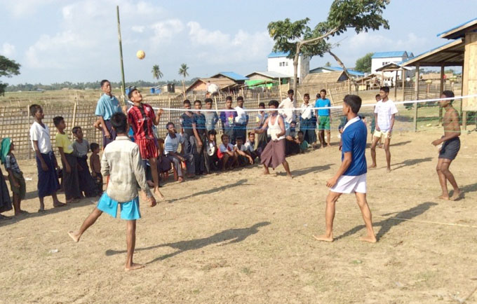 UNFPA Myanmar   Supporting community health and harmony through Chin