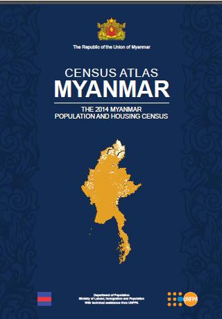 Census Atlas Myanmar