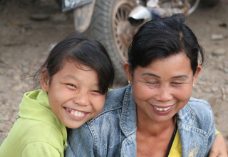 """The """"Women and Girls First"""" initiative drives change for women and girls in Myanmar."""
