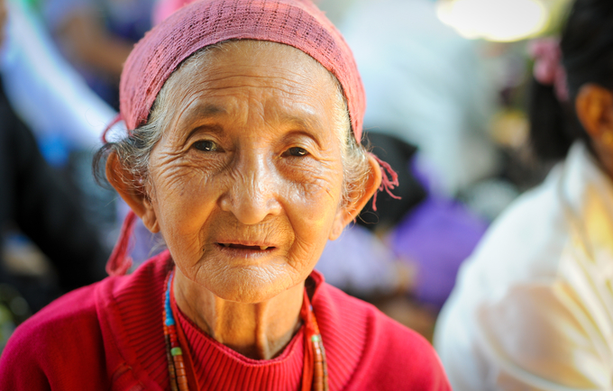 unfpa myanmar growing old in myanmar one in five elderly people