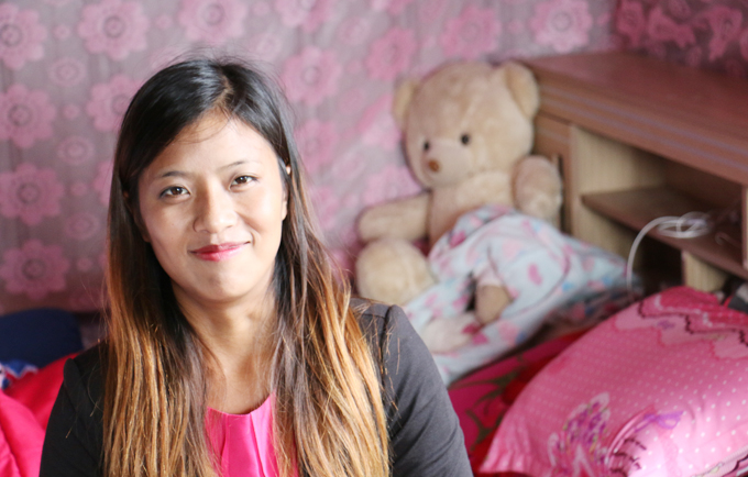 """I want another child. But not yet."" Kyae belongs to a new generation of women in Myanmar who are making active choices about the timing of their pregnancies."