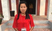 "Myat Noe Pwint in Myanmar's Naga Self-Administered Zone after a UNFPA-supported women's empowerment workshop: ""I've got a new attitude."""