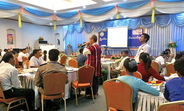 The census dissemination workshop forms an additional platform for peacebuilding empowering both individuals and groups to discuss the census results for the common good.