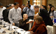 UN Secretary-General Ban Ki-moon meets with Myanmar faith leaders.