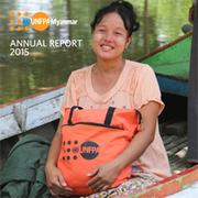 UNFPA Myanmar Annual Report 2015
