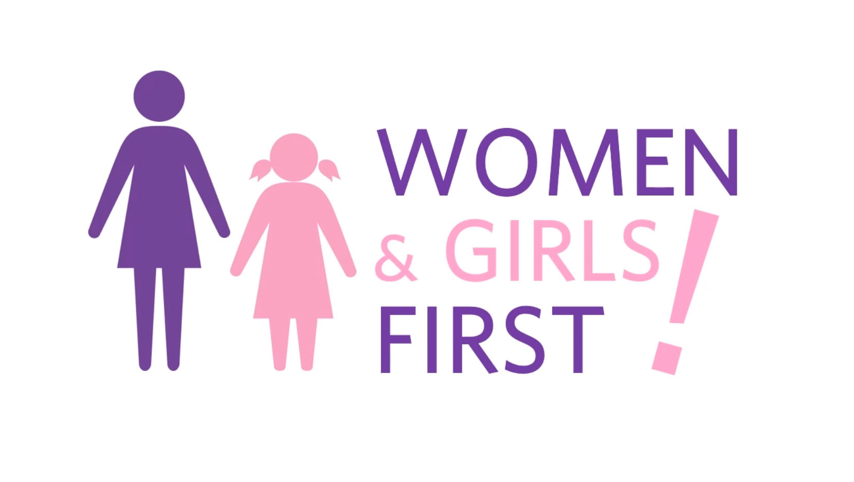 Women & Girls First!